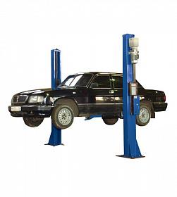 На сайте Трейдимпорт можно недорого купить Двухстоечный электрогидравлический подъёмник ПЛГ-3 220В.