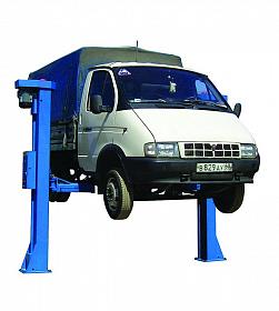 На сайте Трейдимпорт можно недорого купить Двухстоечный электромеханический подъёмник ПР-5.